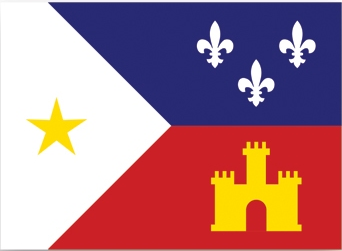 Flag of Arcadiana